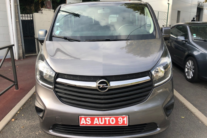 OPEL VIVARO COMBI BUSINESS